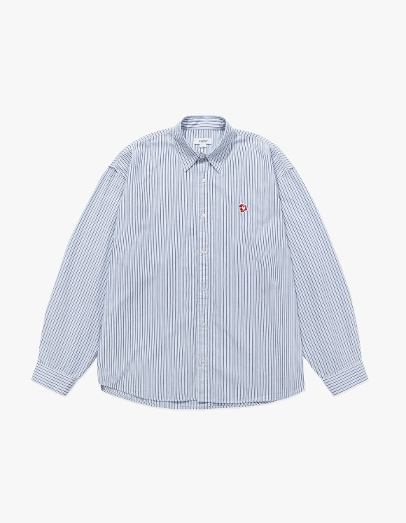KANCO KANCO UNISEX SHIRT stripe | HEIGHTS. | 하이츠 온라인 스토어