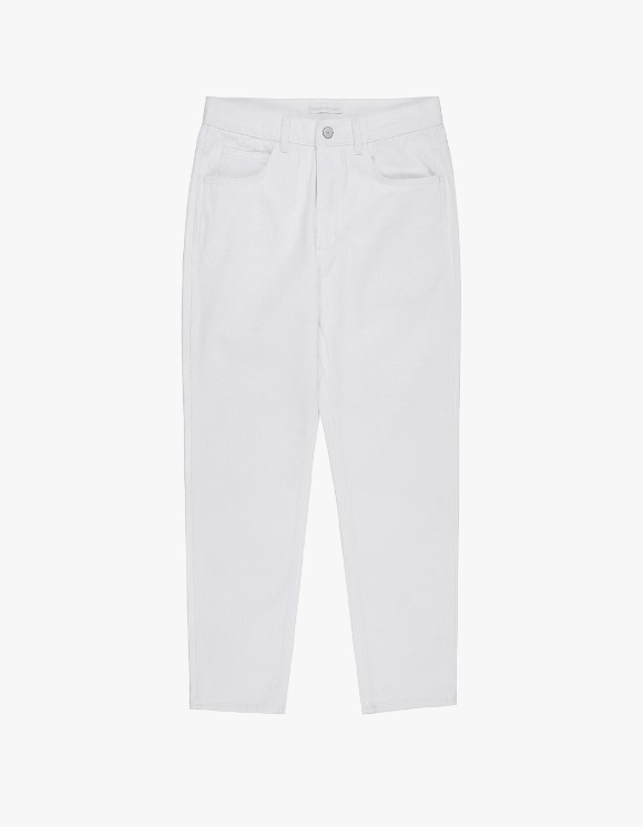 AYC Tapered Jeans - White | HEIGHTS. | 하이츠 온라인 스토어