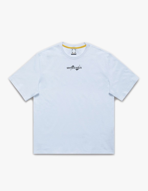 Sentrol®Haus Wide Fit Long 1/2 Tee - White | HEIGHTS. | 하이츠 온라인 스토어