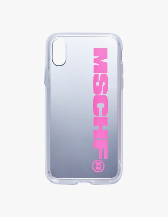 MISCHIEF MSCHF iPhone Mirror Case - Neon Pink | HEIGHTS. | 하이츠 온라인 스토어