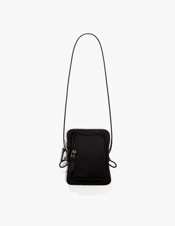 KIJUN Heights. Satin Mini Bag - Black | HEIGHTS. | 하이츠 온라인 스토어
