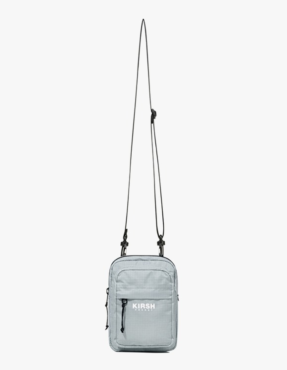 KIRSH KIRSH POCKET MULTI SMALL CROSSBAG JH - Gray | HEIGHTS. | 하이츠 온라인 스토어