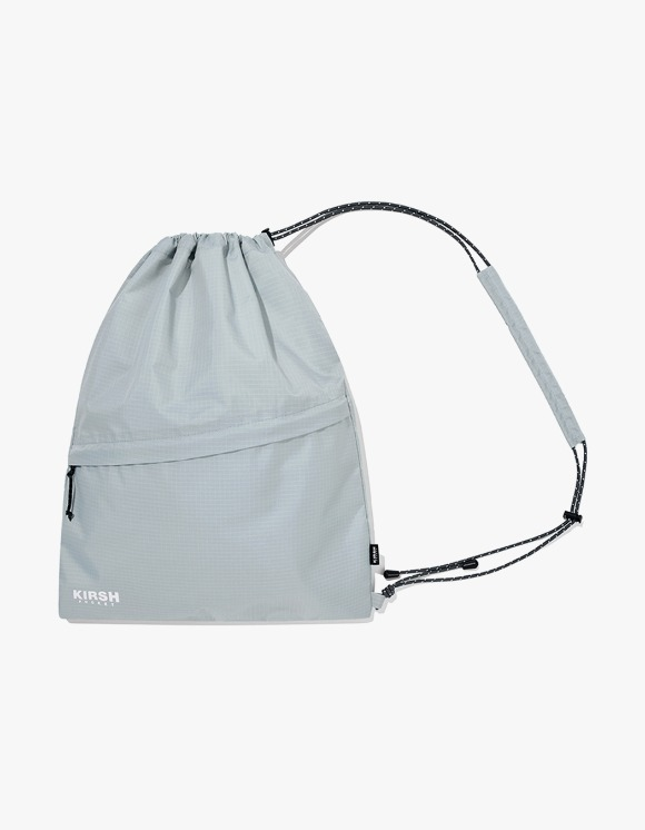 KIRSH KIRSH POCKET STRING GYM BAG JH - Gray | HEIGHTS. | 하이츠 온라인 스토어