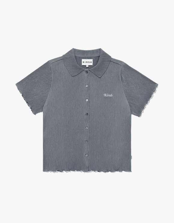 KIRSH KIRSH WRINKLE SHIRTS JH - Gray | HEIGHTS. | 하이츠 온라인 스토어