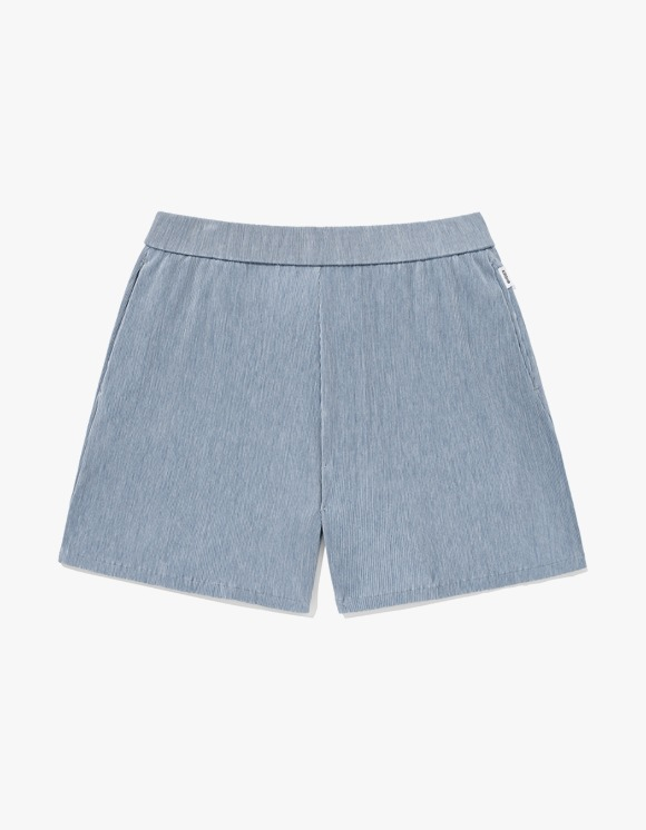 KIRSH KIRSH WRINKLE SHORT PANTS JH - Light Blue | HEIGHTS. | 하이츠 온라인 스토어