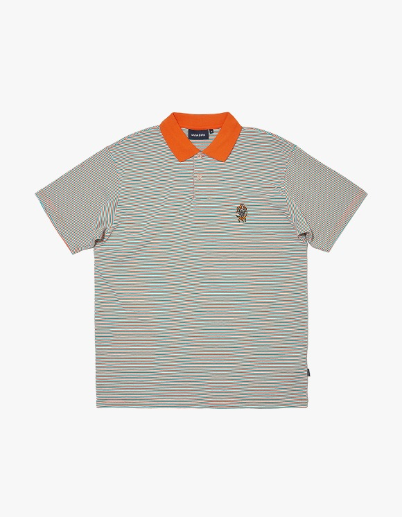 WKNDRS Pierrot S/S Polo Shirt - Mint | HEIGHTS. | 하이츠 온라인 스토어