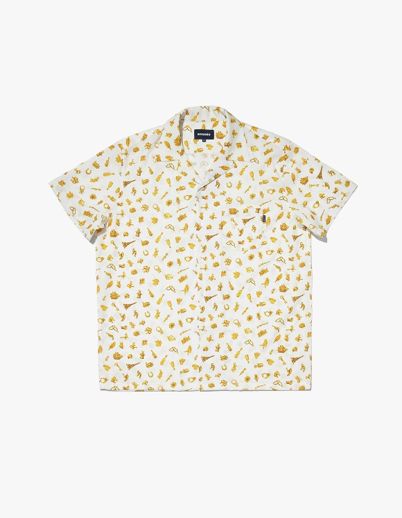WKNDRS Treasure S/S Shirt - White | HEIGHTS. | 하이츠 온라인 스토어