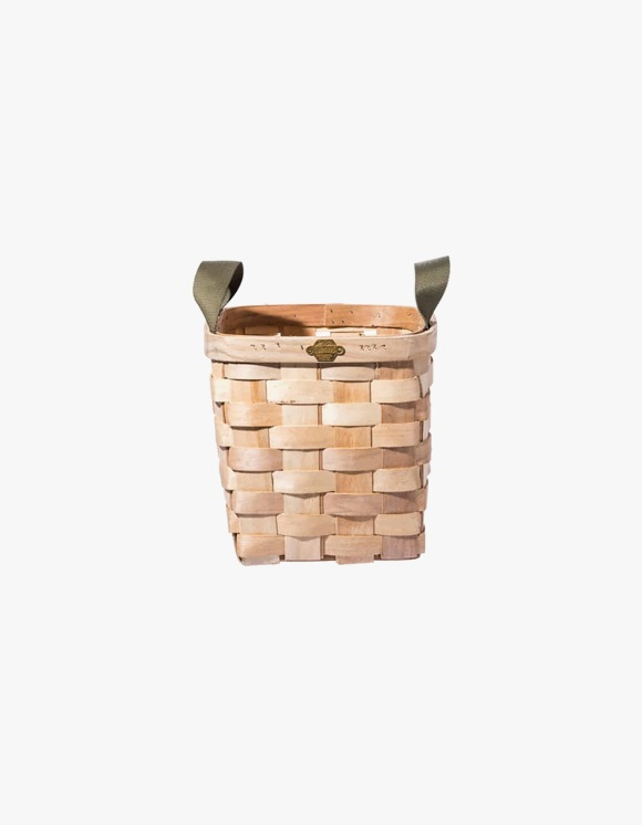 PUEBCO INC. Wooden Square Basket - Natural | HEIGHTS. | 하이츠 온라인 스토어