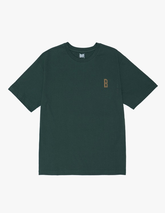 BROWNBREATH Don't Care Tee - Green | HEIGHTS. | 하이츠 온라인 스토어