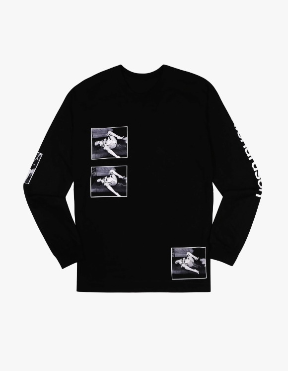 Richardson A7 Araki L/S Tee - Black | HEIGHTS. | 하이츠 온라인 스토어