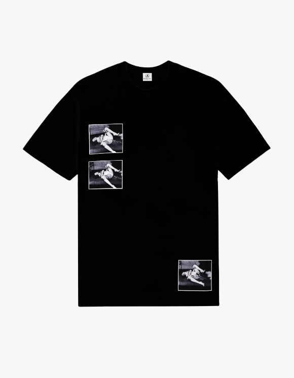 Richardson A7 Araki S/S Tee - Black | HEIGHTS. | 하이츠 온라인 스토어
