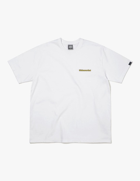 thisisneverthat PKM Jump Tee - White | HEIGHTS. | 하이츠 온라인 스토어