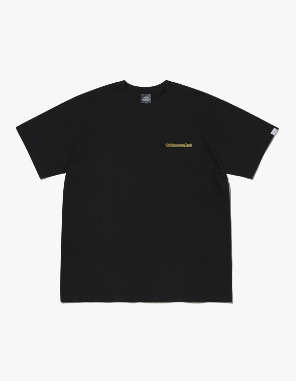 thisisneverthat PKM Jump Tee - Black | HEIGHTS. | 하이츠 온라인 스토어