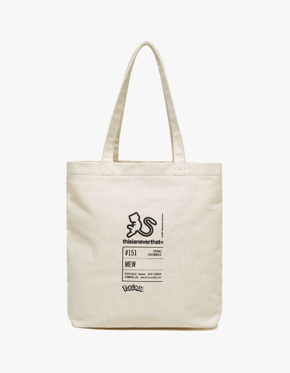 thisisneverthat PKM Tote Bag - Ivory | HEIGHTS. | 하이츠 온라인 스토어
