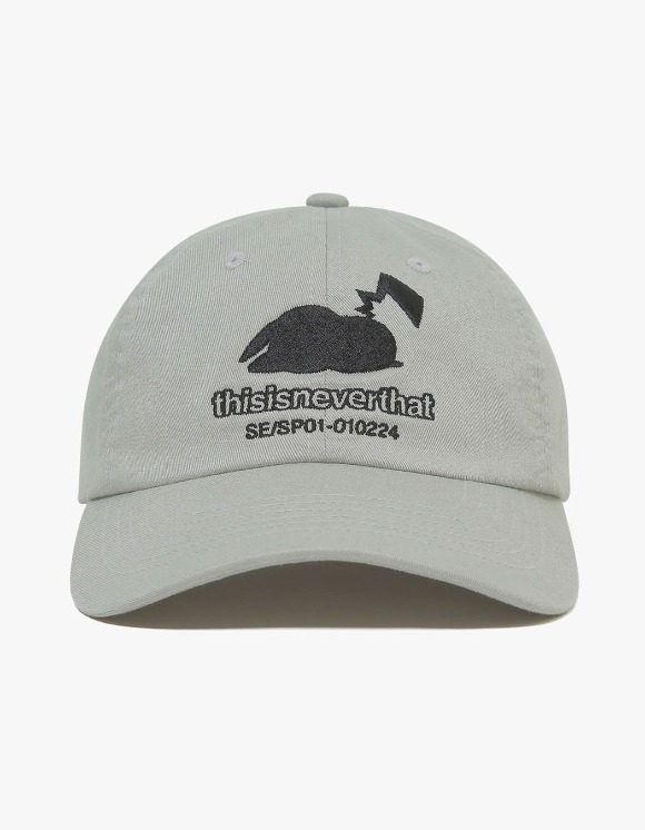 thisisneverthat PKM Break Cap - Grey | HEIGHTS. | 하이츠 온라인 스토어