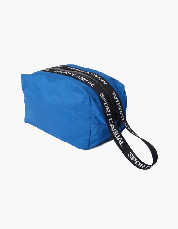 Heritage Floss Sports Pouch - Blue | HEIGHTS. | 하이츠 온라인 스토어