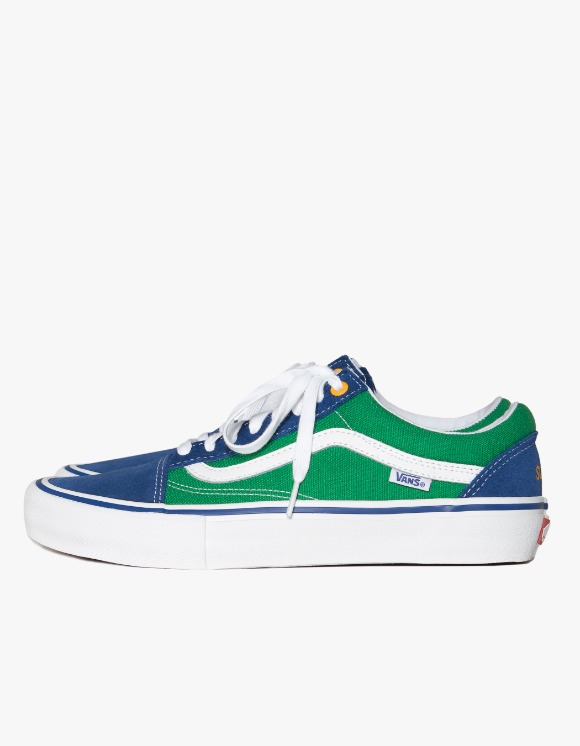Vans x Sci-Fi Fantasy Vans x Sci-Fi Fantasy Old Skool Pro LTD - Blue/Green | HEIGHTS. | 하이츠 온라인 스토어