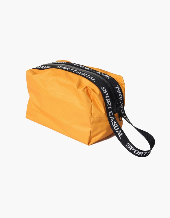 Heritage Floss Sports Pouch - Yellow | HEIGHTS. | 하이츠 온라인 스토어