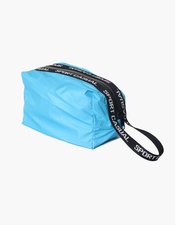 Heritage Floss Sports Pouch - Sky Blue | HEIGHTS. | 하이츠 온라인 스토어