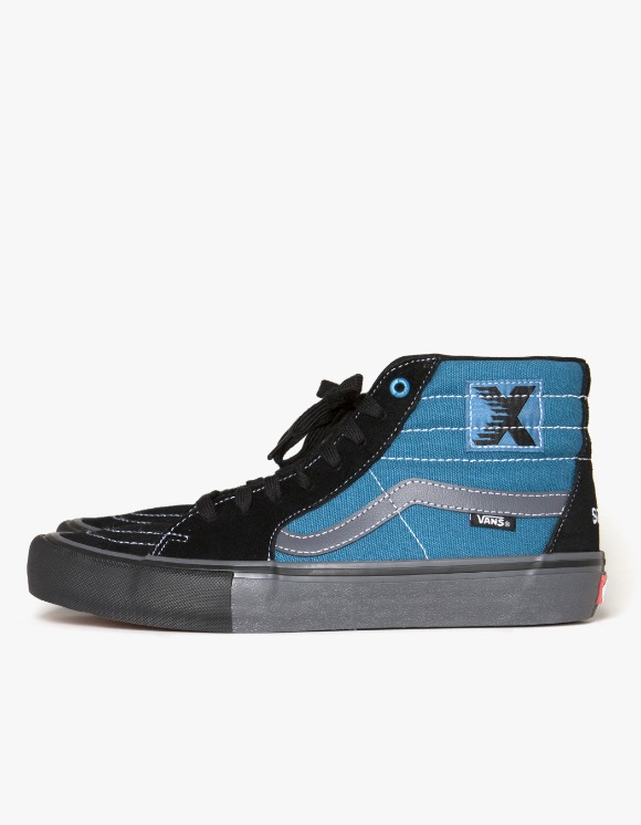 Vans x Sci-Fi Fantasy Vans x Sci-Fi Sk8-Hi Pro LTD - Black/Blue | HEIGHTS. | 하이츠 온라인 스토어