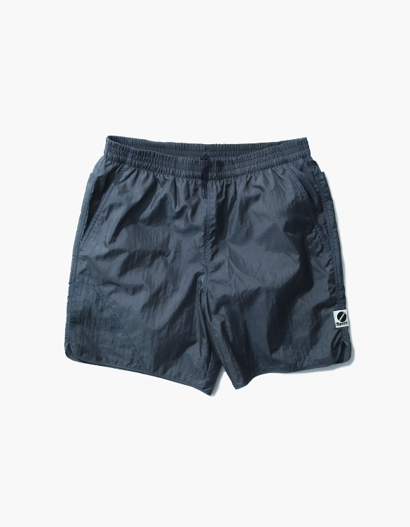 Heritage Floss Nylon Diamond Washer Shorts II - Foliage Green | HEIGHTS. | 하이츠 온라인 스토어