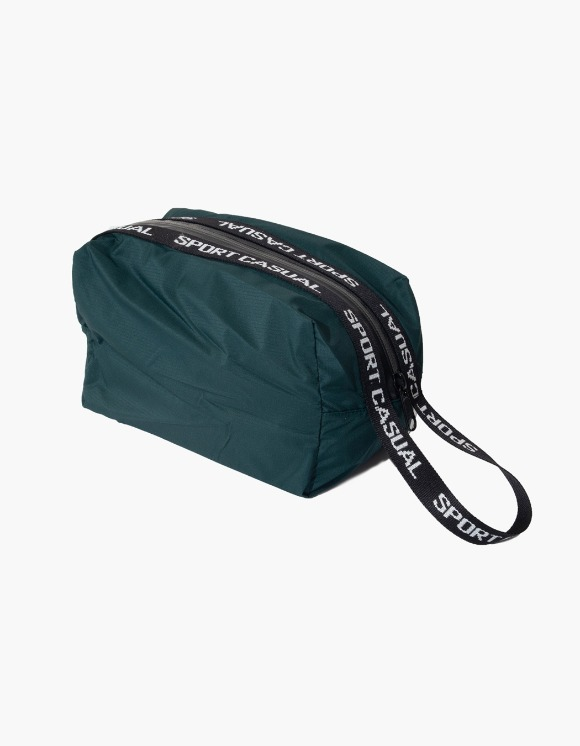 Heritage Floss Sports Pouch - Green | HEIGHTS. | 하이츠 온라인 스토어
