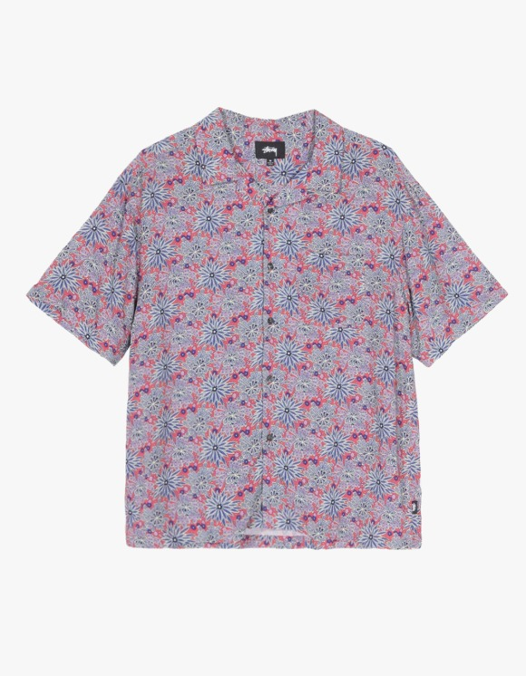 Stussy Floral Print Shirt | HEIGHTS. | 하이츠 온라인 스토어