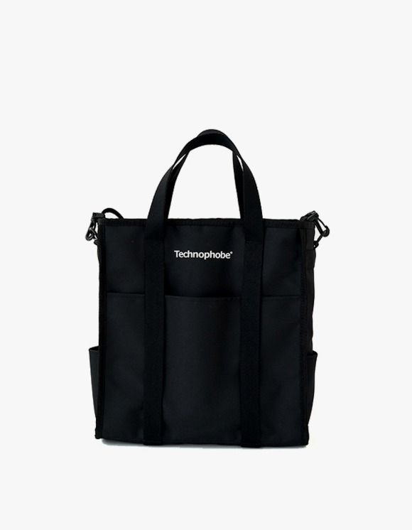 Technophobe TECHNOPHOBE X-Tra Vinyl Bag - White | HEIGHTS. | 하이츠 온라인 스토어