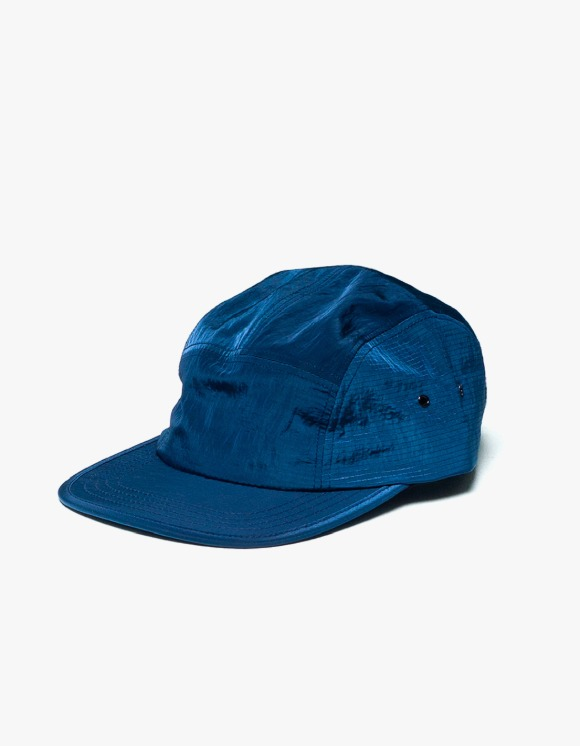 AYC Nylon Camp Cap - Blue | HEIGHTS. | 하이츠 온라인 스토어