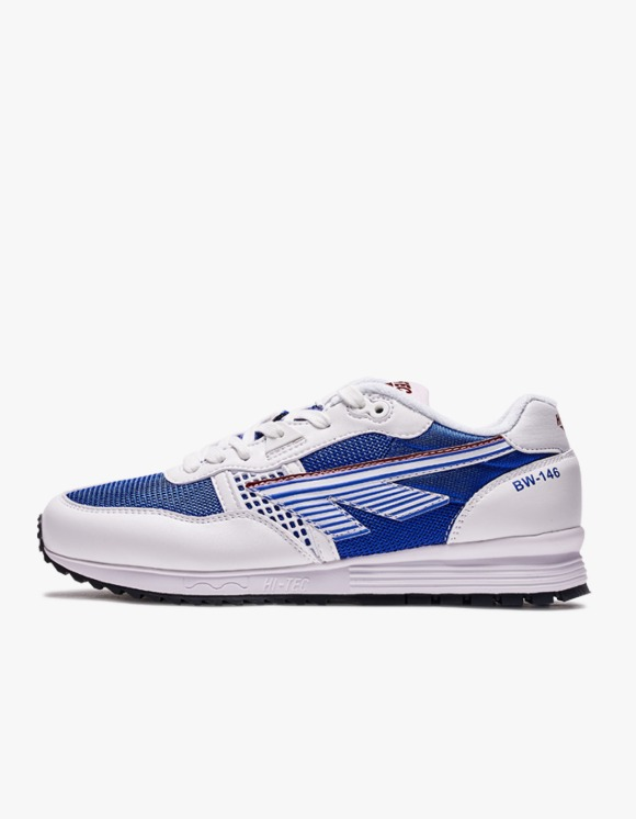 HI-TEC Logo Combi BW146 - White/Blue | HEIGHTS. | 하이츠 온라인 스토어