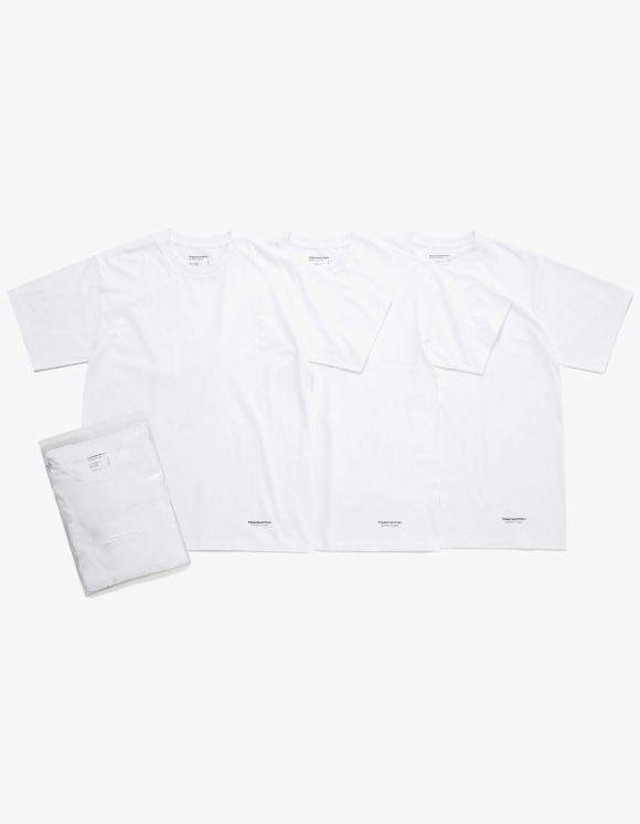 thisisneverthat 3 Tagless S/S Tee - White | HEIGHTS. | 하이츠 온라인 스토어