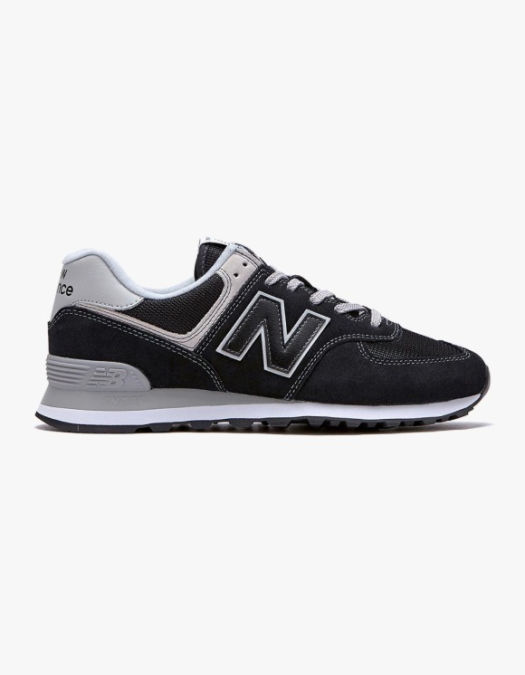 New Balance ML574EGK - Black | HEIGHTS. | 하이츠 온라인 스토어