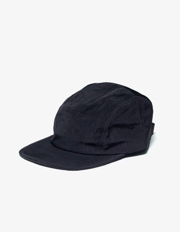 AYC Nylon Camp Cap - Black | HEIGHTS. | 하이츠 온라인 스토어