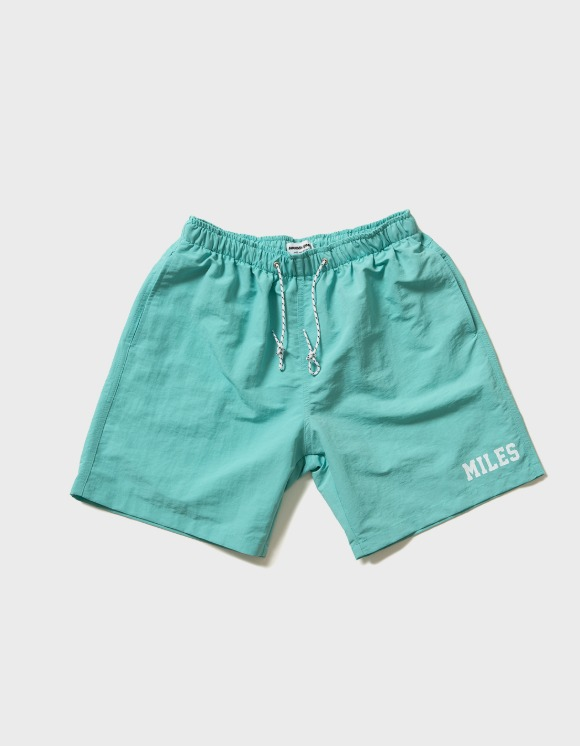 sounds good! Miles Relaxed Floppy Short - Celadon | HEIGHTS. | 하이츠 온라인 스토어