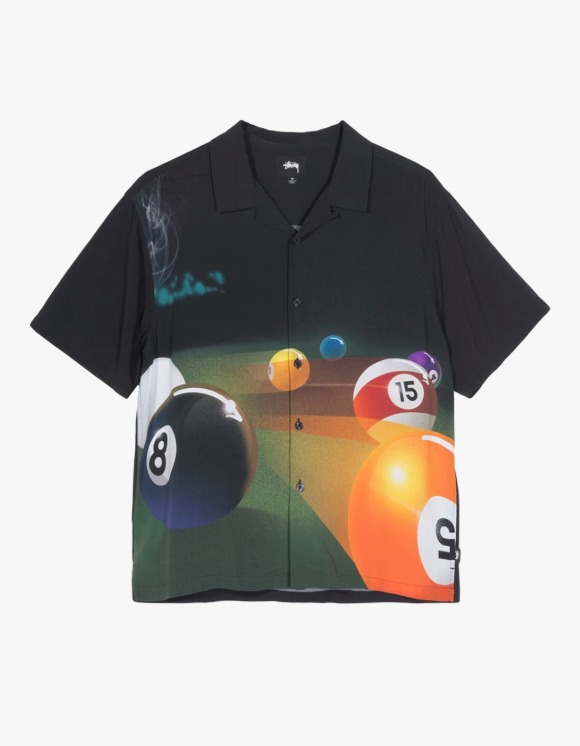 Stussy Pool Hall Shirt | HEIGHTS. | 하이츠 온라인 스토어