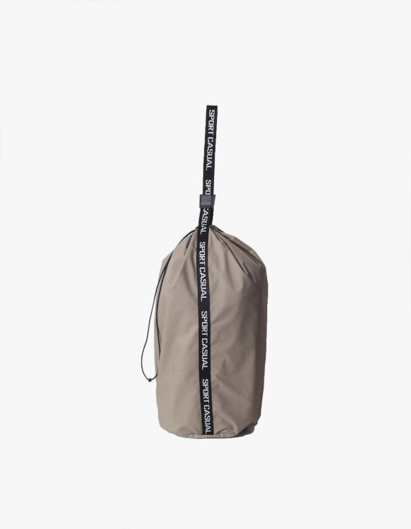 Heritage Floss Sports Bag - Desert Khaki | HEIGHTS. | 하이츠 온라인 스토어