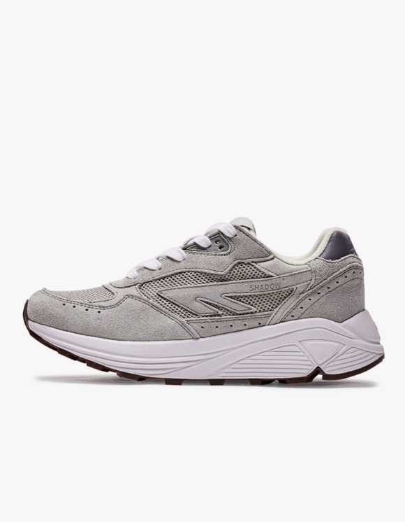 HI-TEC Plain Shadow RGS - Grey/White Silver | HEIGHTS. | 하이츠 온라인 스토어