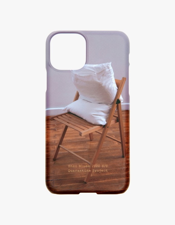 Enzo Blues Quarantine Digital Print Phone Case - Pillow on the Chair | HEIGHTS. | 하이츠 온라인 스토어