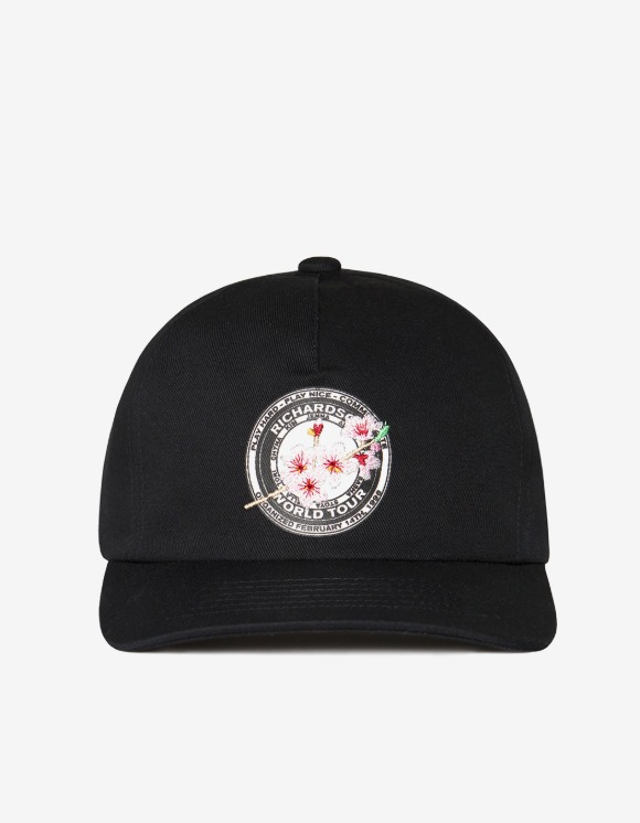 Richardson Cherry Blossom Teamster Cap - Black | HEIGHTS. | 하이츠 온라인 스토어