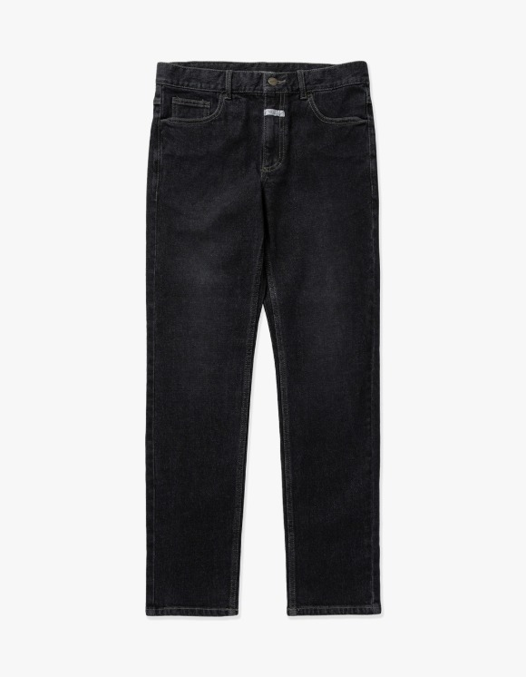 Marith+Franois Girbaud MARITHE ROLL POCKET JEANS (MEN) stone black | HEIGHTS. | 하이츠 온라인 스토어