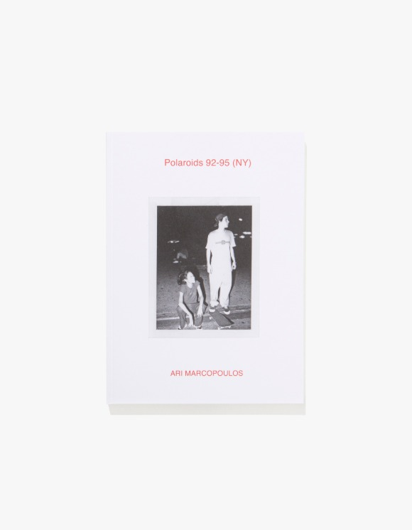 Dashwood Polaroids 92-95 NY by Ari Marcopoulos | HEIGHTS. | 하이츠 온라인 스토어
