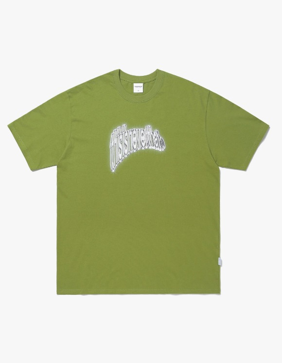 thisisneverthat Metal Logo Tee - Green | HEIGHTS. | 하이츠 온라인 스토어