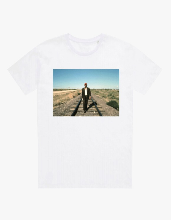 IDEA Paris Texas Harry Den S/S Tee - White | HEIGHTS. | 하이츠 온라인 스토어