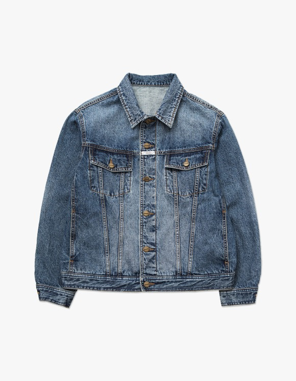 Marith+Franois Girbaud MARITHE TRUCKER JACKET mid blue | HEIGHTS. | 하이츠 온라인 스토어