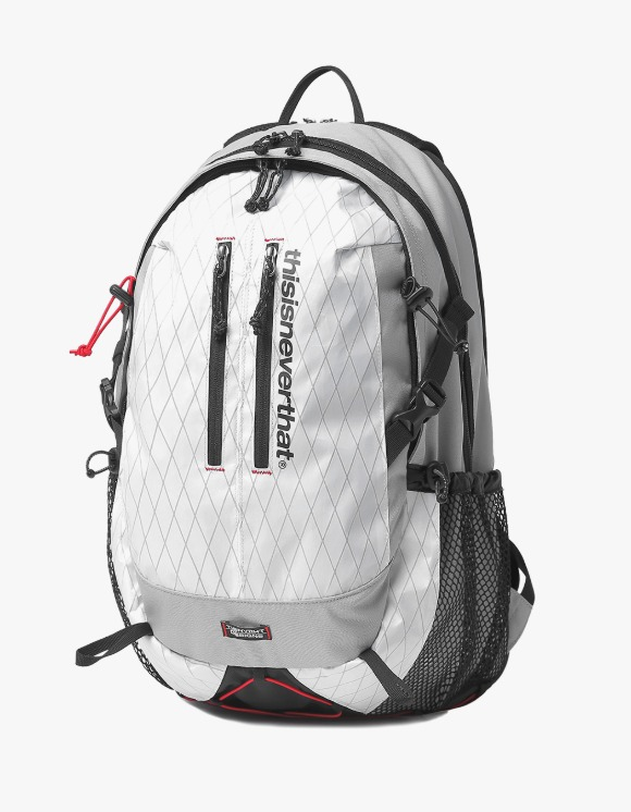 thisisneverthat X-Pac™ SP Backpack 33 - White | HEIGHTS. | 하이츠 온라인 스토어
