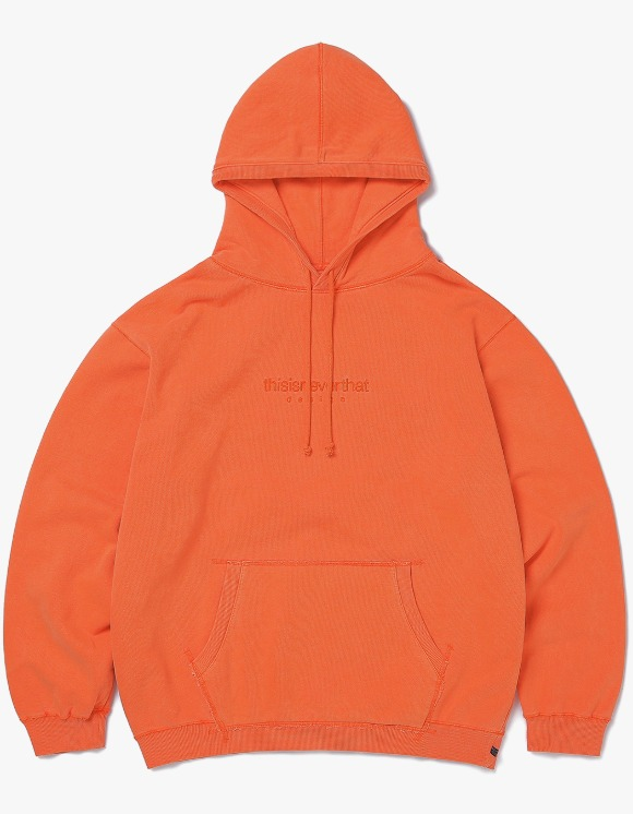 thisisneverthat L-Logo Hooded Sweatshirt - Orange | HEIGHTS. | 하이츠 온라인 스토어
