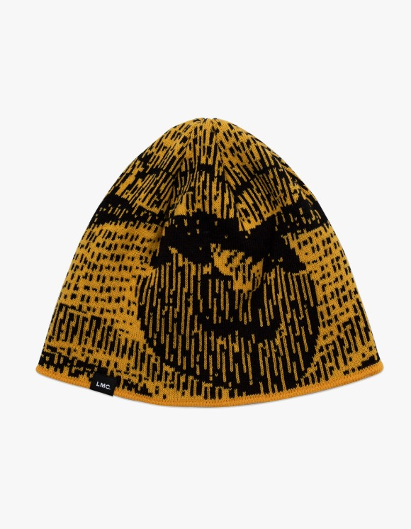 LMC LMC D-NOISE BEANIE yellow | HEIGHTS. | 하이츠 온라인 스토어