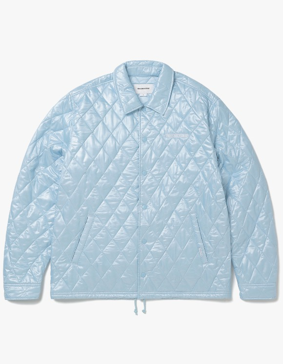 thisisneverthat Quilted Coach Jacket - Sky Blue | HEIGHTS. | 하이츠 온라인 스토어