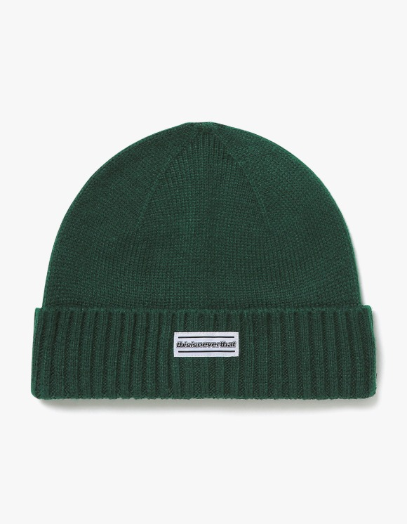 thisisneverthat ESP-Logo Beanie - Forest | HEIGHTS. | 하이츠 온라인 스토어