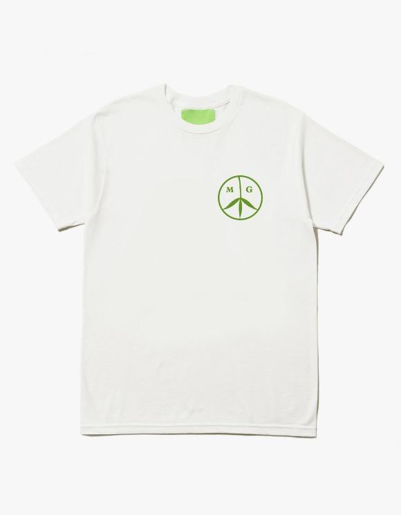 Mister Green Greening of California Tee - White | HEIGHTS. | 하이츠 온라인 스토어